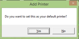 Add Printer App – Hillside TechBlog